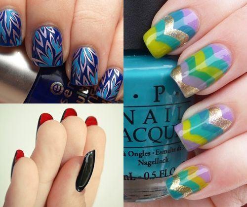 Nailspadesigns Amazing Nail Art Designs 2014 3