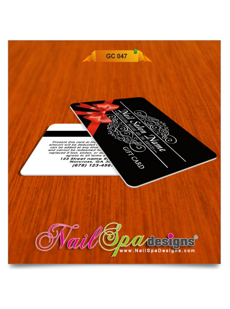 Membership Card 047 – Membership Cards Design